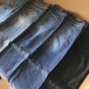 Women's Lot Express Jeans